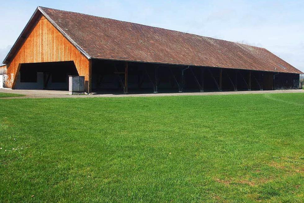 Festhalle Sägischopf (Haltingen) - Weil am Rhein