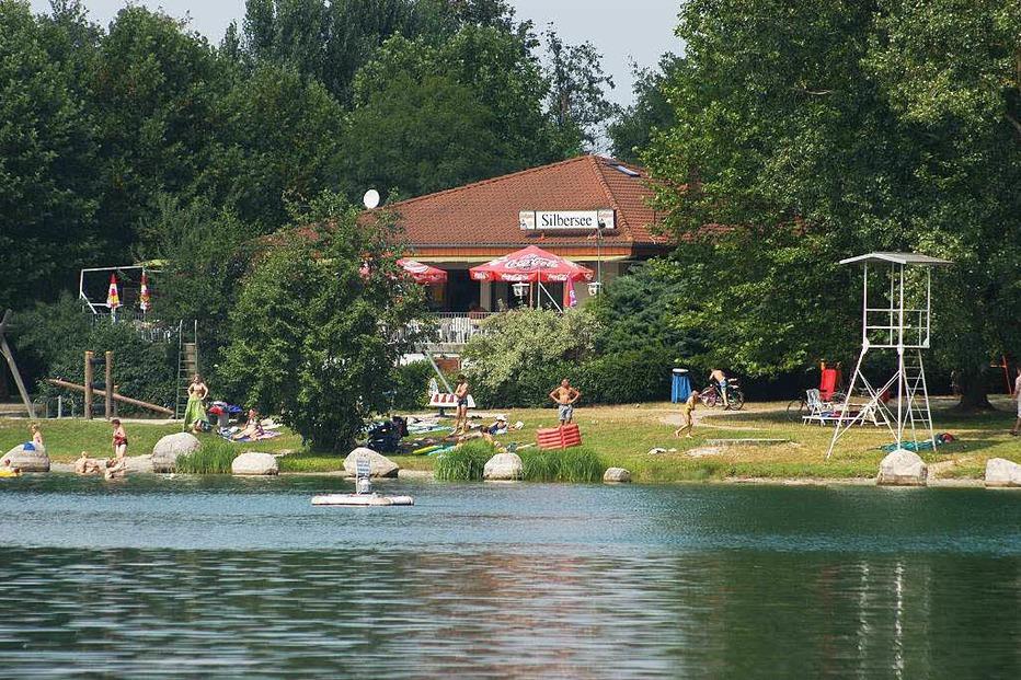 Gastst�tte Silbersee - Freiburg