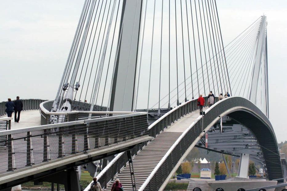 Mimram-Brücke - Kehl
