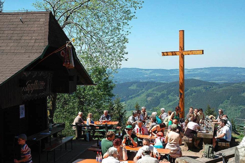 Kapfhütte Oberprechtal - Elzach