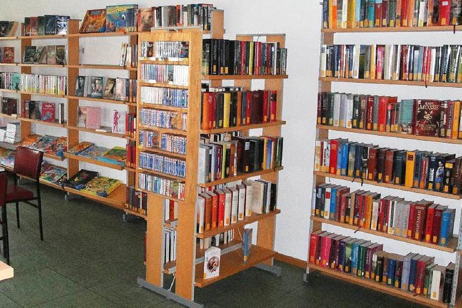 Bücherei St. Martin - Wehr