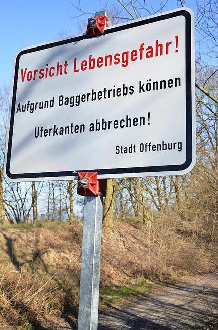 Baggersee Waltersweier - Offenburg