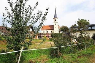Evang. Kirche Tiengen