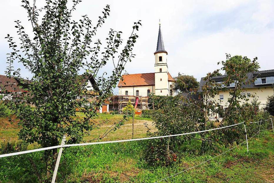 Evang. Kirche Tiengen - Freiburg