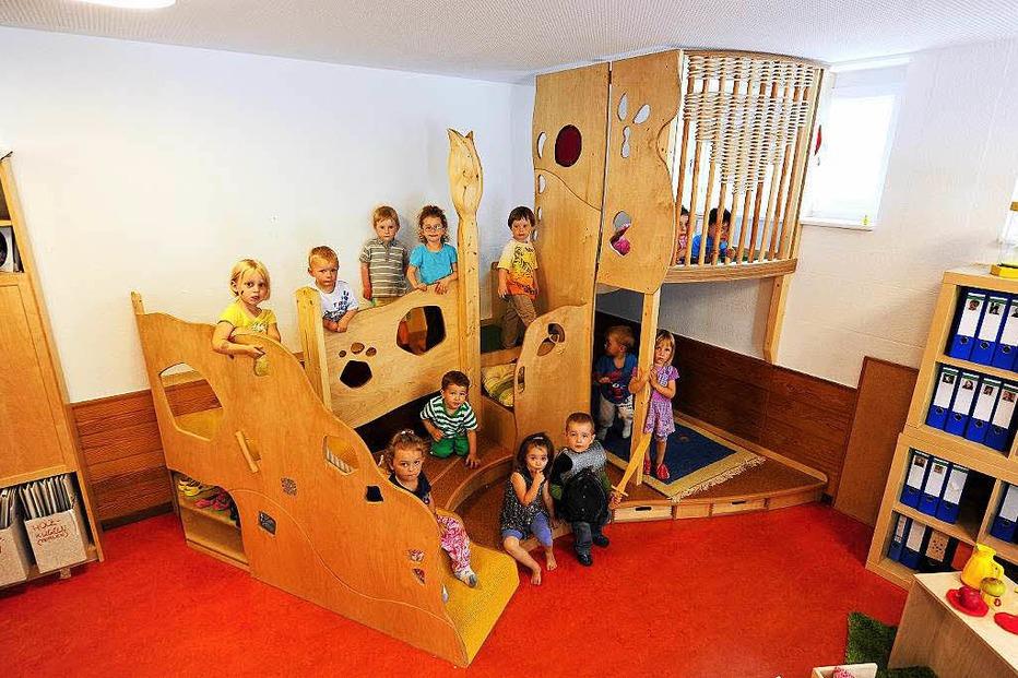 Evang. Kindergarten Tiengen - Freiburg