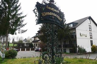 Landhaus Alemannenhof Mengen