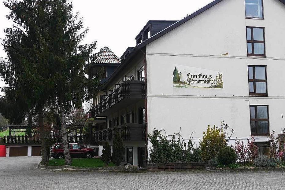 Landhaus Alemannenhof Mengen - Schallstadt