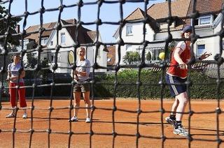 Tennisanlage TSV Alemannia Z�hringen