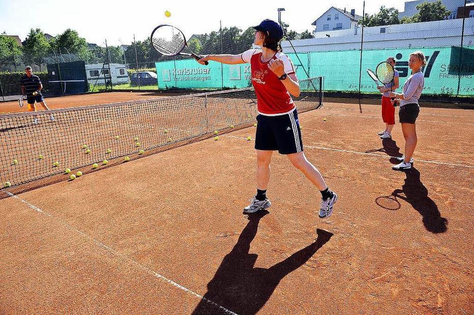 Tennisanlage TSV Alemannia Zähringen - Freiburg