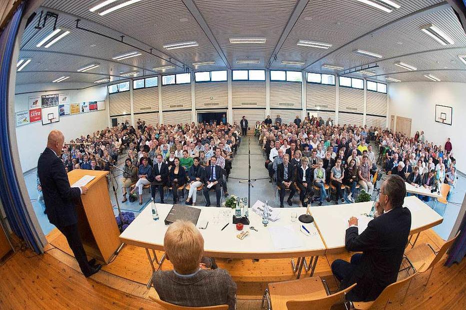 Alemannenhalle - Eschbach