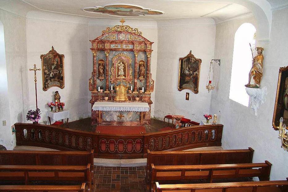 Thurnerkapelle St. Wolfgang - St. Märgen