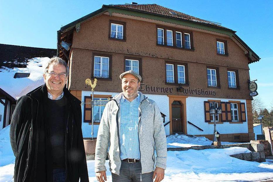 Thurner Wirtshaus - St. Märgen
