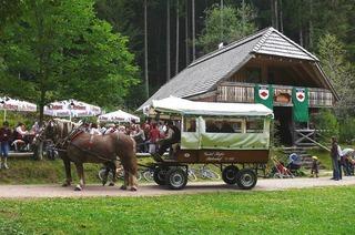 Hummelhütte im Steinatal