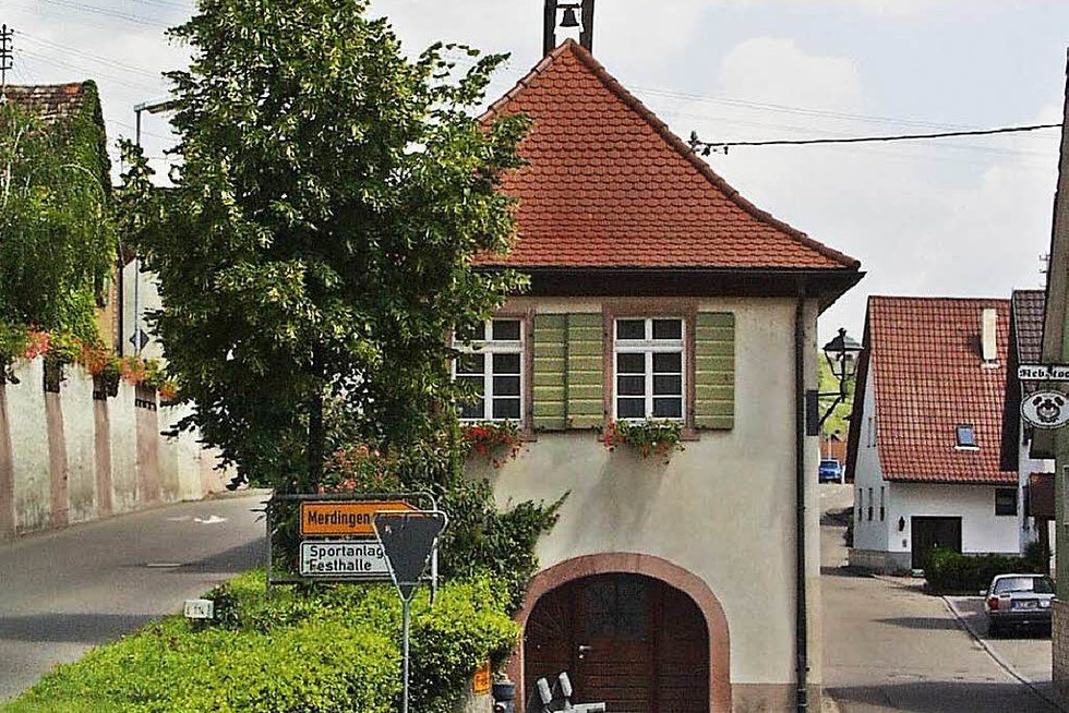 Ortsteil Wasenweiler - Ihringen