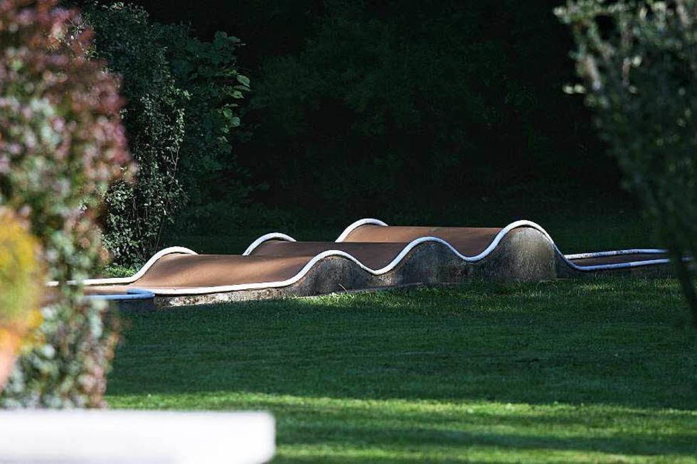 Minigolf am Möslepark - Freiburg