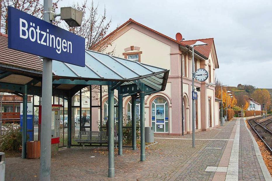Bahnhof - Bötzingen