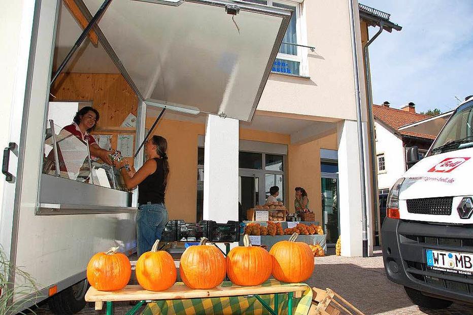 Dorfplatz - Rickenbach