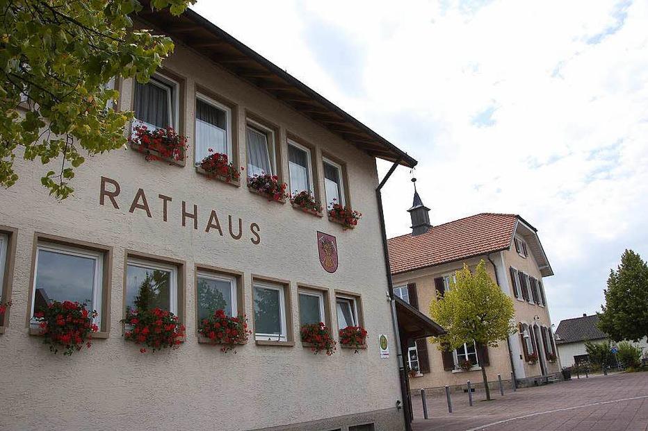 Rathaus Harpolingen - Bad Säckingen