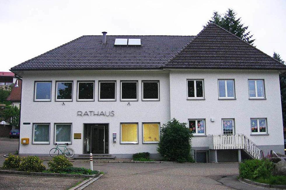 Rathaus Rippolingen - Bad Säckingen