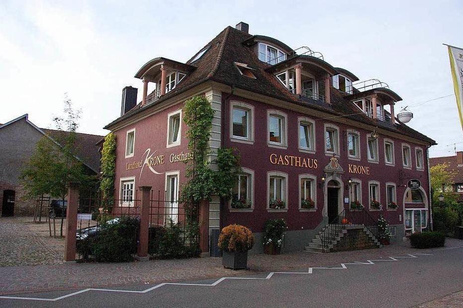 Landgasthof Krone - Heitersheim