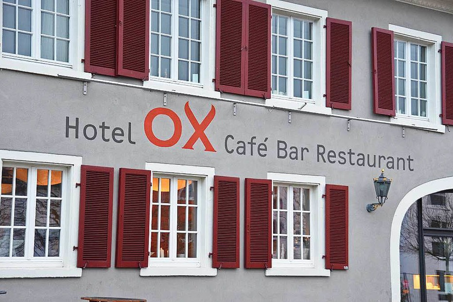 Ox - Hotel Cafe Bar Restaurant - Heitersheim