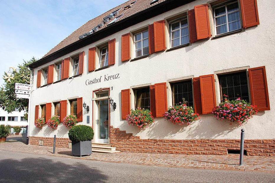 Gasthaus Kreuz - Heitersheim