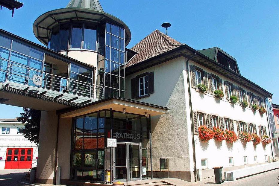 Rathaus - Heitersheim