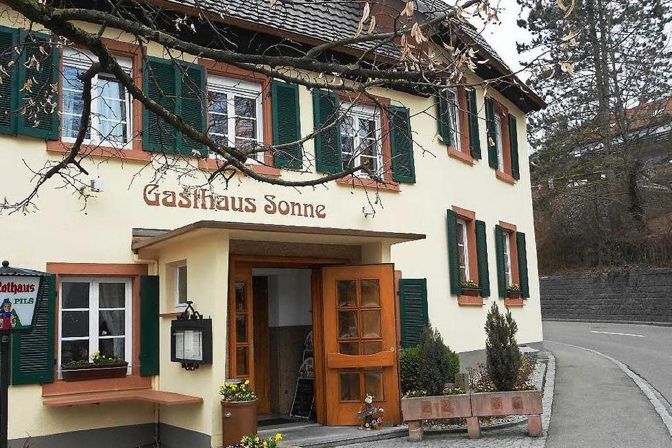 Gasthaus Sonne (Riedlingen) - Kandern