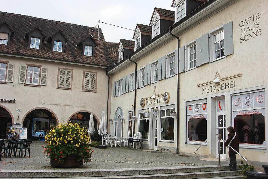 Gasthaus Zur Sonne - Kandern