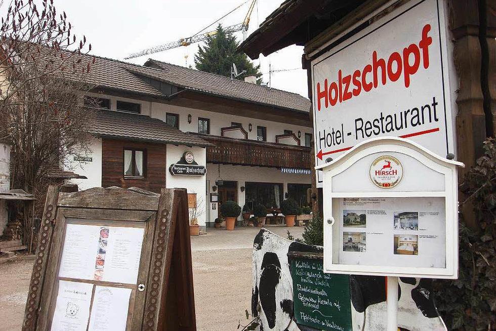 Gasthaus Holzschopf - Schliengen