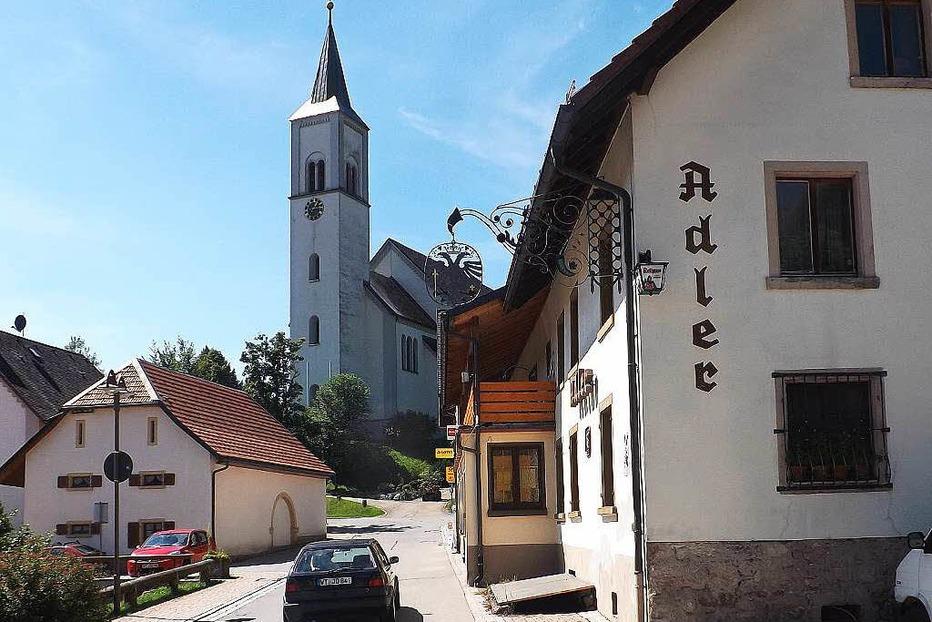 Gasthaus Adler - Rickenbach