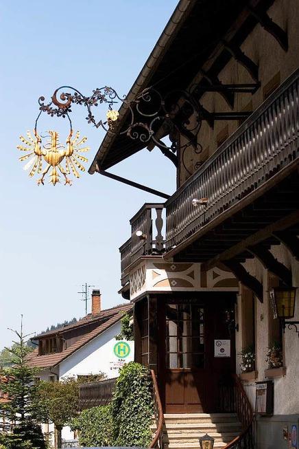 Gasthaus Adler - Glottertal