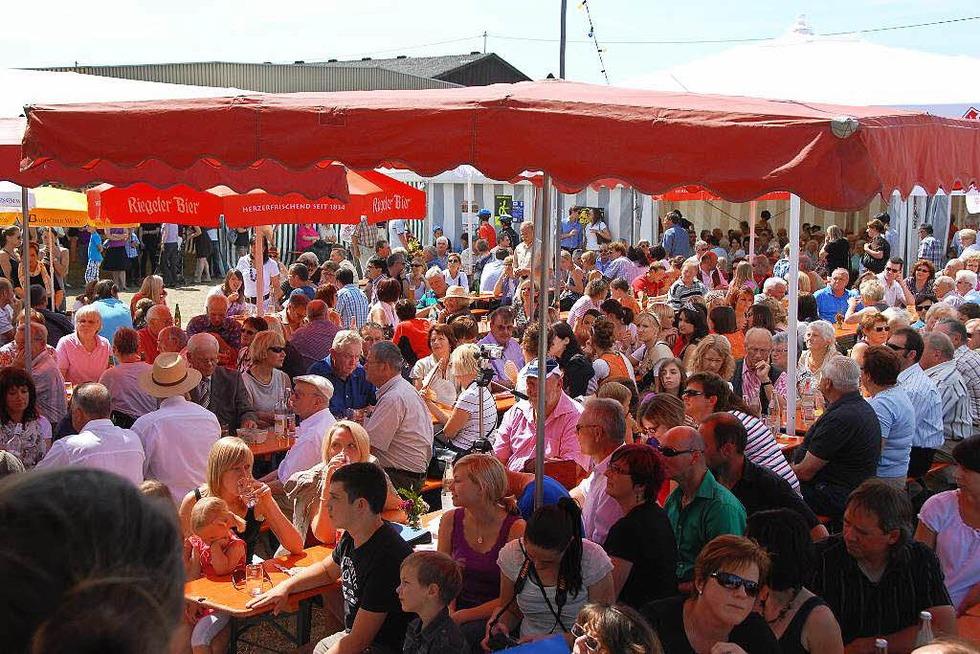 Festplatz Königschaffhausen - Endingen