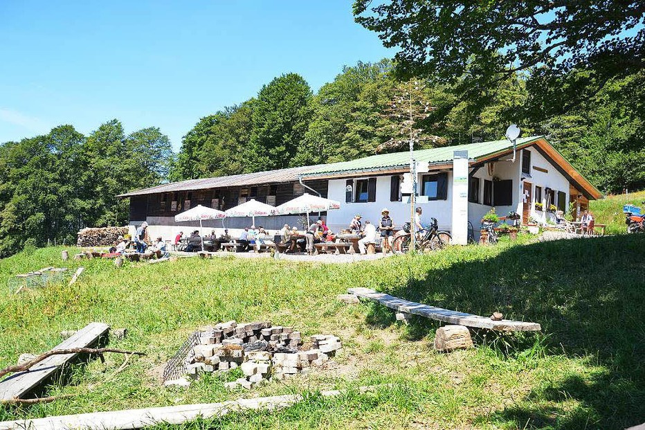 Gummenhütte (Kandel) - Waldkirch
