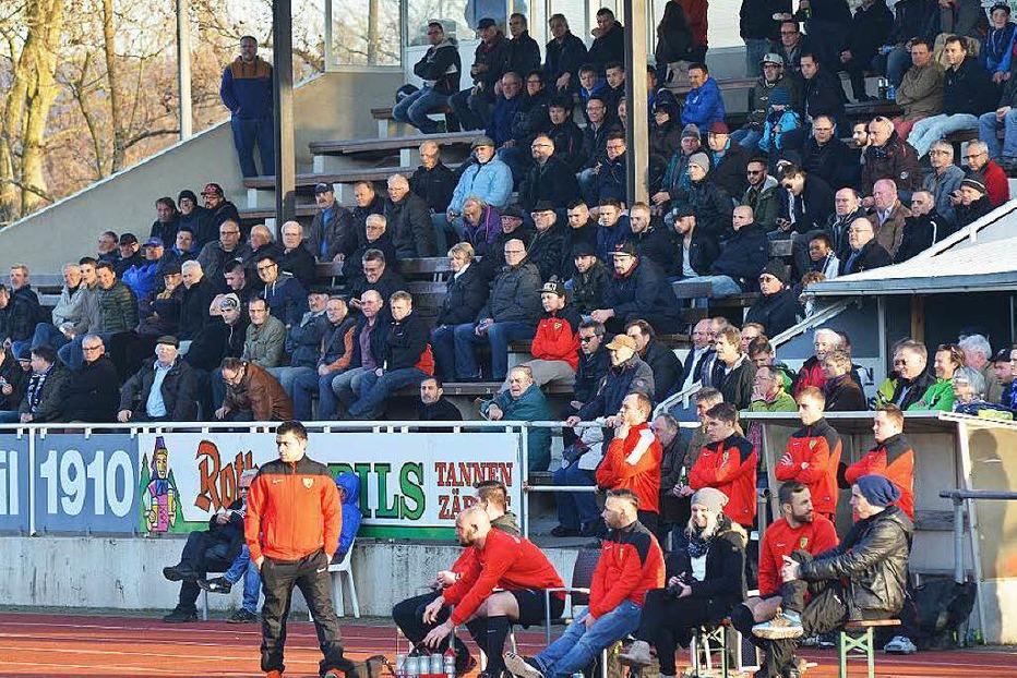 Stadion Nonnenholz - Weil am Rhein