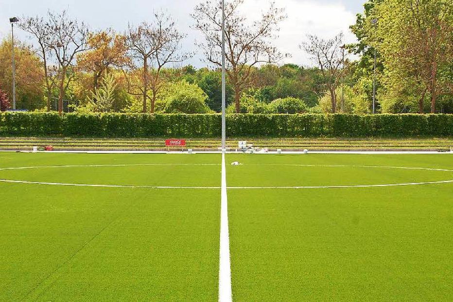 Stadion Nonnenholz Platz 2 - Weil am Rhein