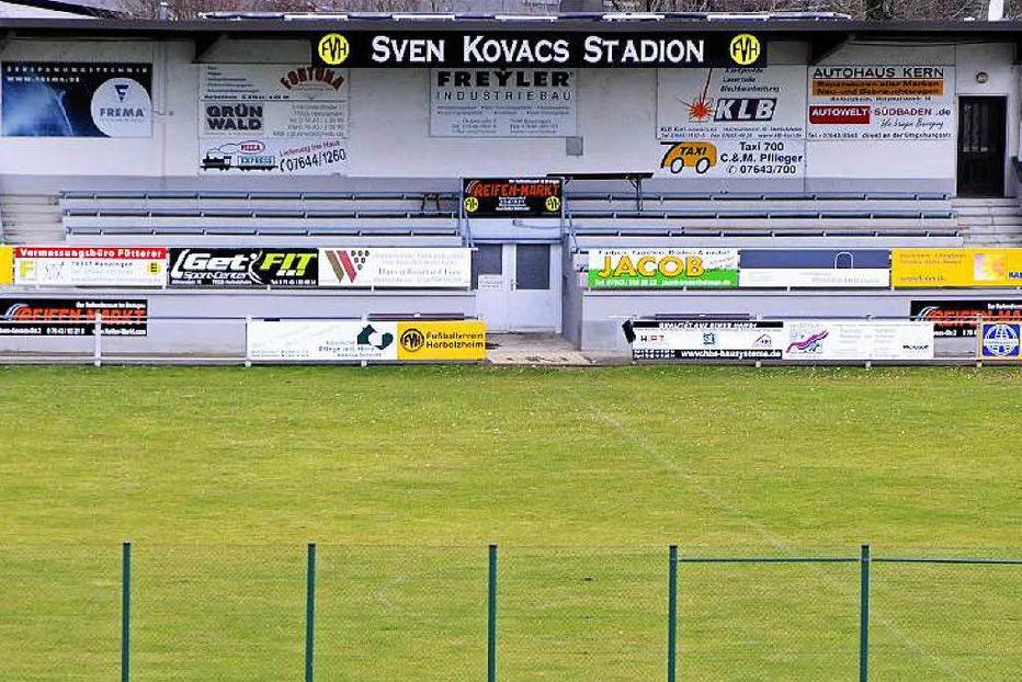 Sven-Kovacs-Stadion - Herbolzheim