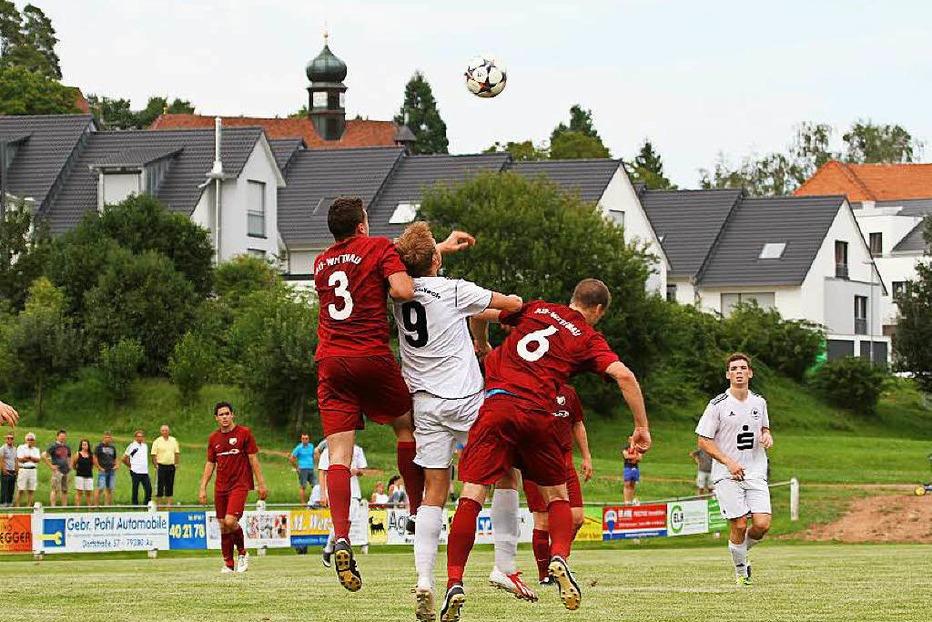 Schönbergstadion Wittnau - Wittnau