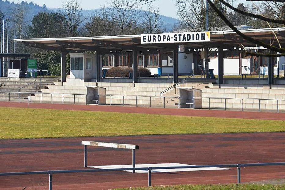 Europastadion - Rheinfelden