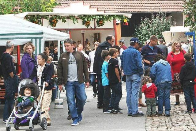 Dorffest Eimeldingen