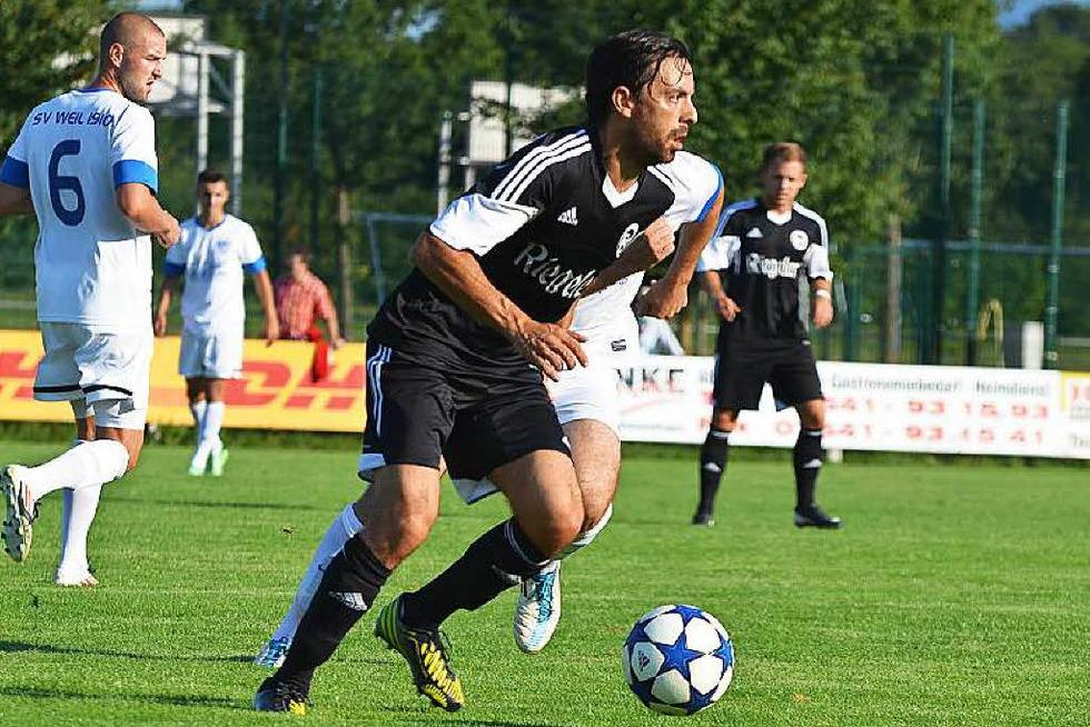Friedrich-Meyer-Stadion - Teningen