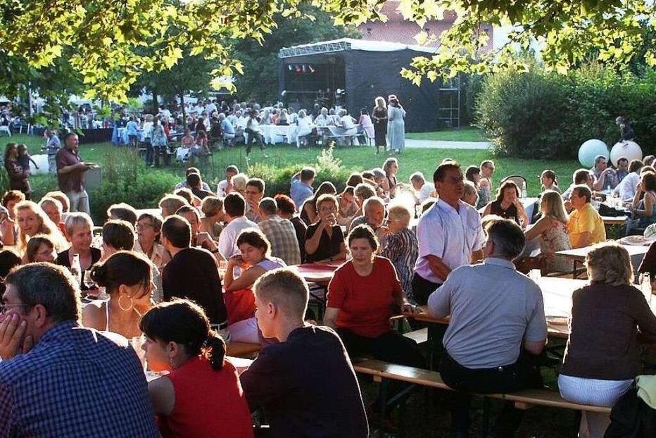Sektfestival in Efringen-Kirchen - Badische Zeitung TICKET