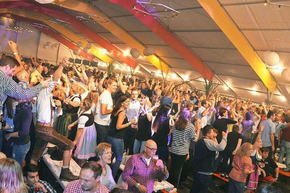 Winzerfest in Efringen-Kirchen - Badische Zeitung TICKET