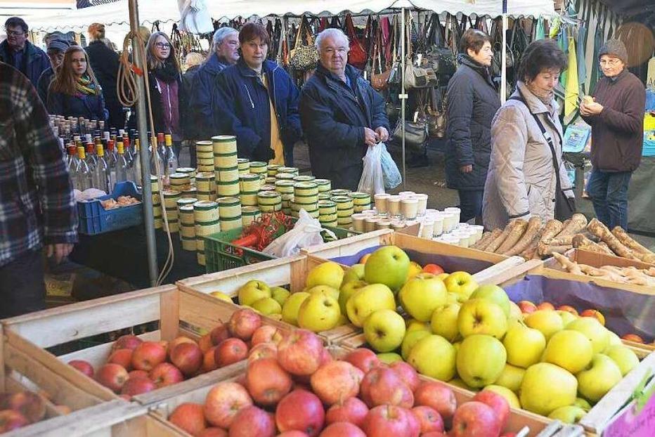 Klausmarkt in Heitersheim - Badische Zeitung TICKET