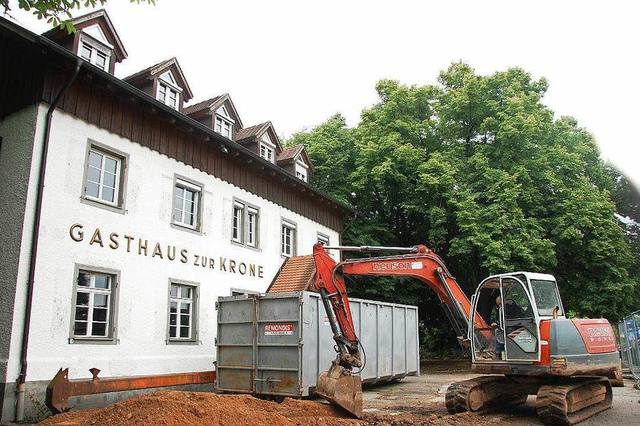 Gasthaus Krone (Haltingen) - Weil am Rhein