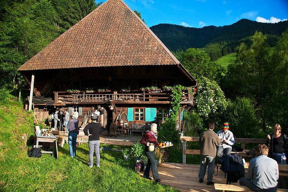 Kaltwasserhof Mulden - Münstertal
