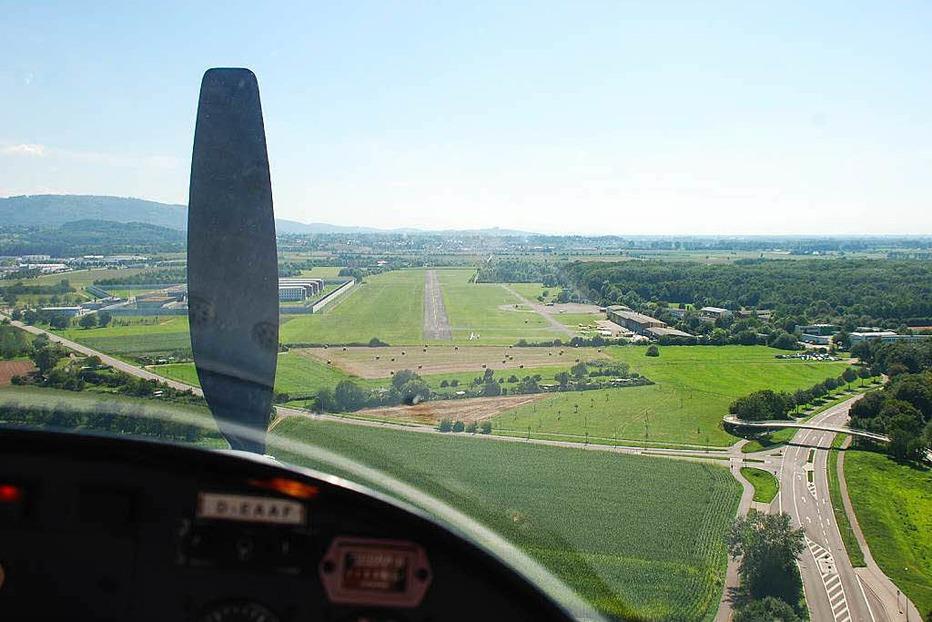 Flugplatz Offenburg-Baden - Offenburg