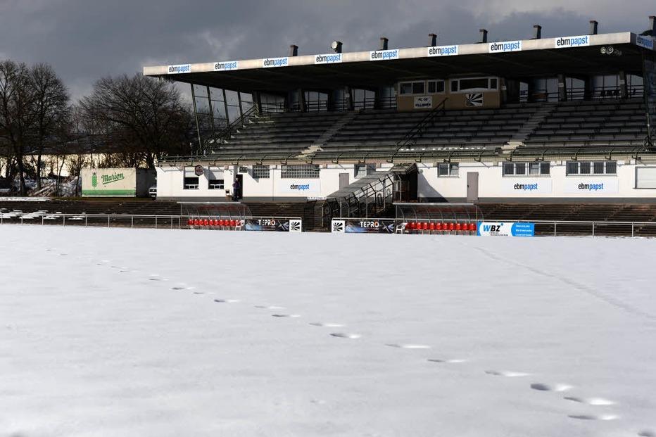 Stadion am Friedengrund - Villingen-Schwenningen