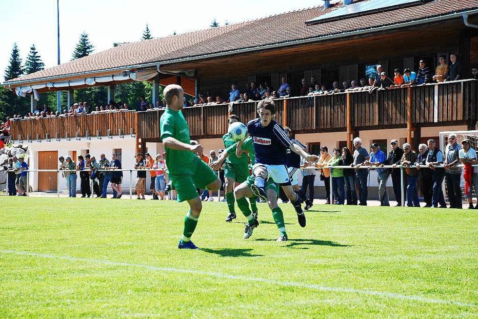 Waldstadion Bonndorf - Bonndorf