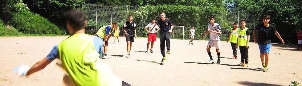 Kickplätze